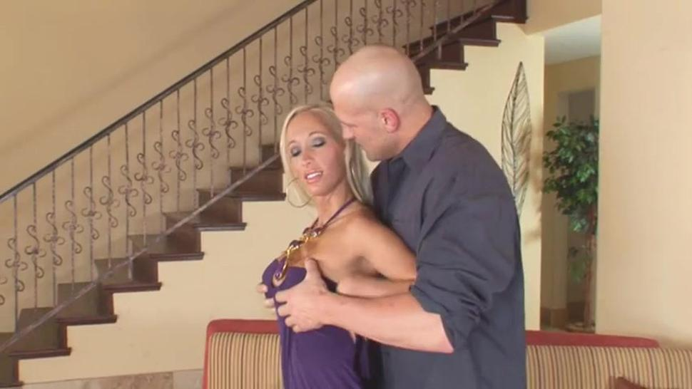 Busty Lichelle Roughly Fucked By Horny Christian - Lichelle Marie