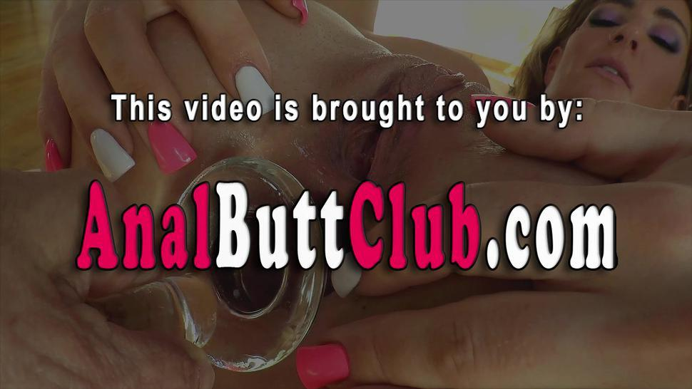 BUTTMAN - Latina with big round ass gets anally pounded