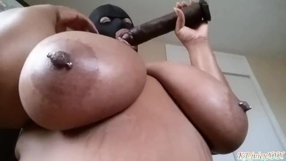 Naughty Girl With Huge Tits And Bbc In Mouth