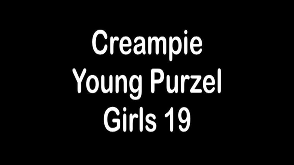 Creampie Foursome with Sexy Slut