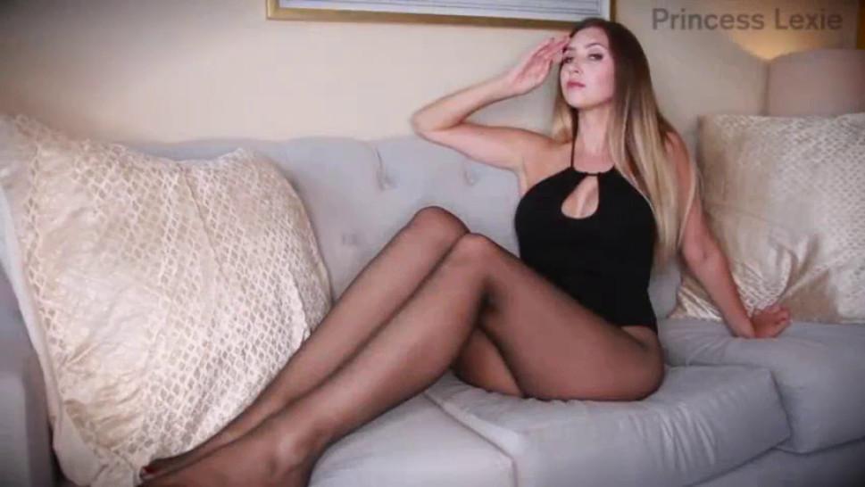 Princess lexie tights - video 1