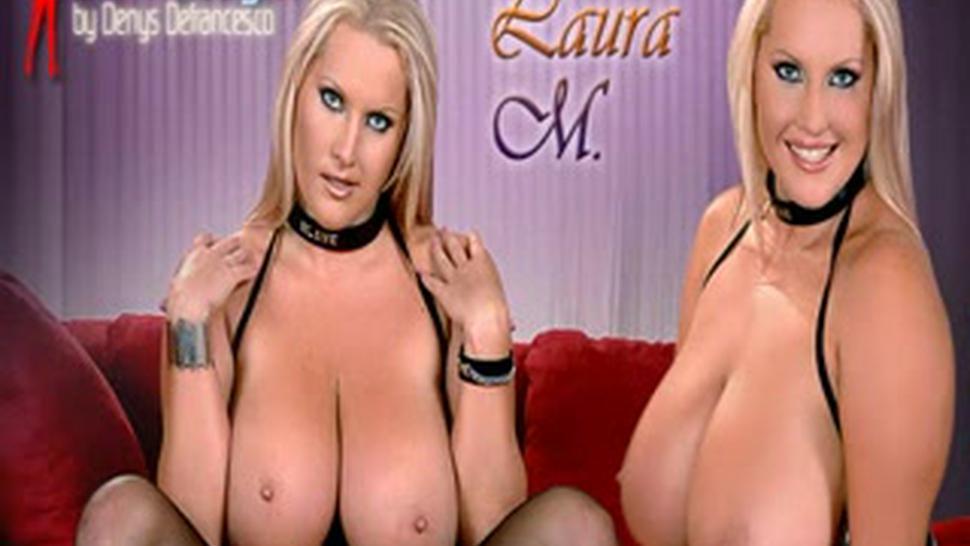 Laura M In Corset - Laura Orsolya