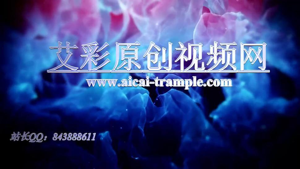 chinese girl femdom trampling foot fetish