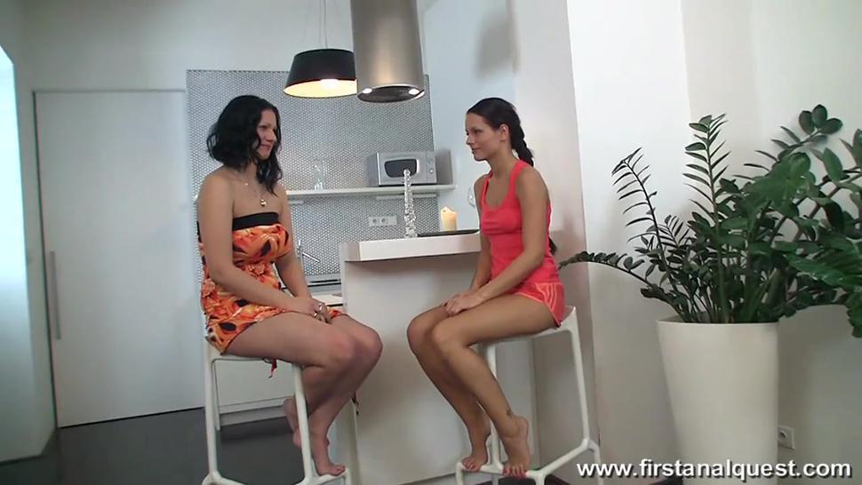 Anal Sex Lovers In Action - Kari Milla