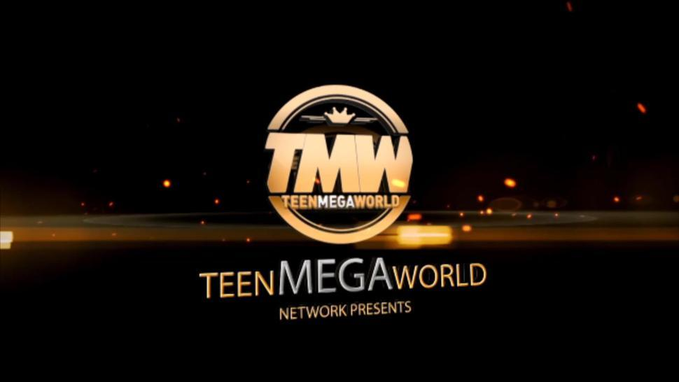 Teen Mega World - Bikini Teen Creampie