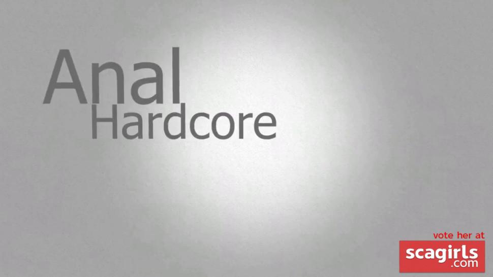French beurette anal hardcore - video 2