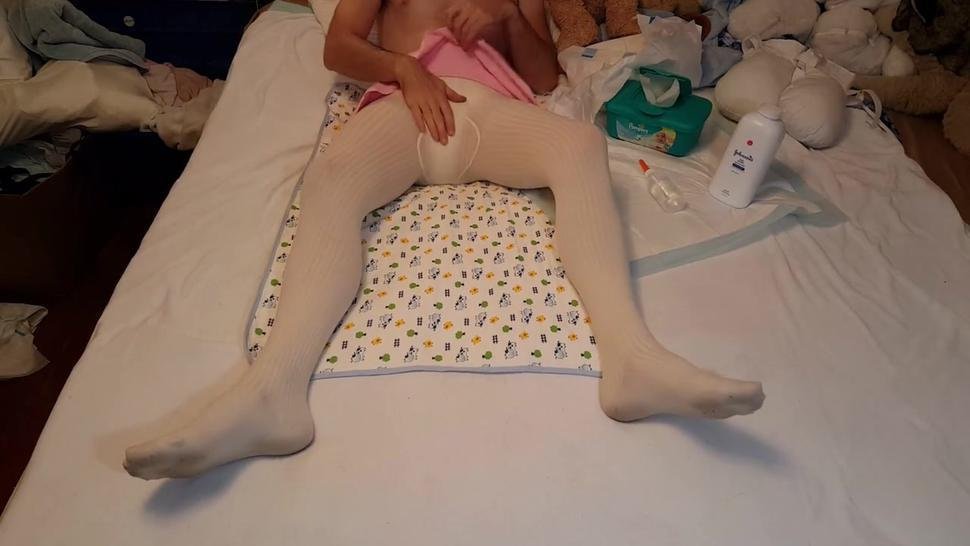 Diaper Change and Fill