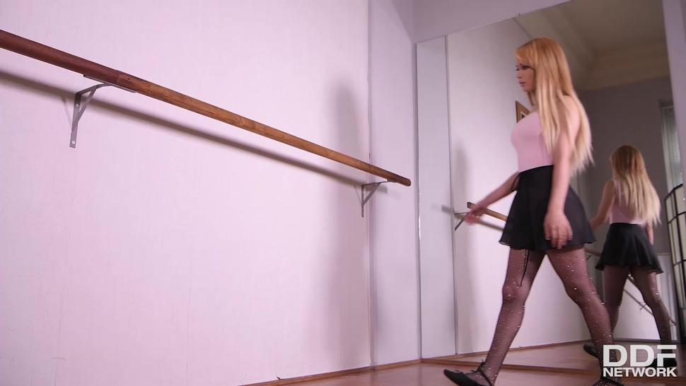 DDF Network - The Footjob Audition