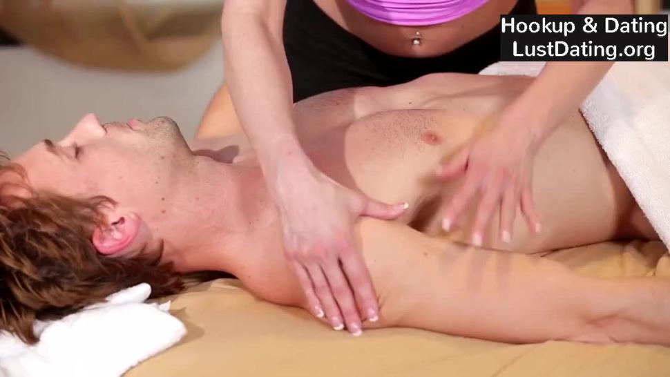 Busty Hot Big tits Milf Kendra Lust Massage Sex