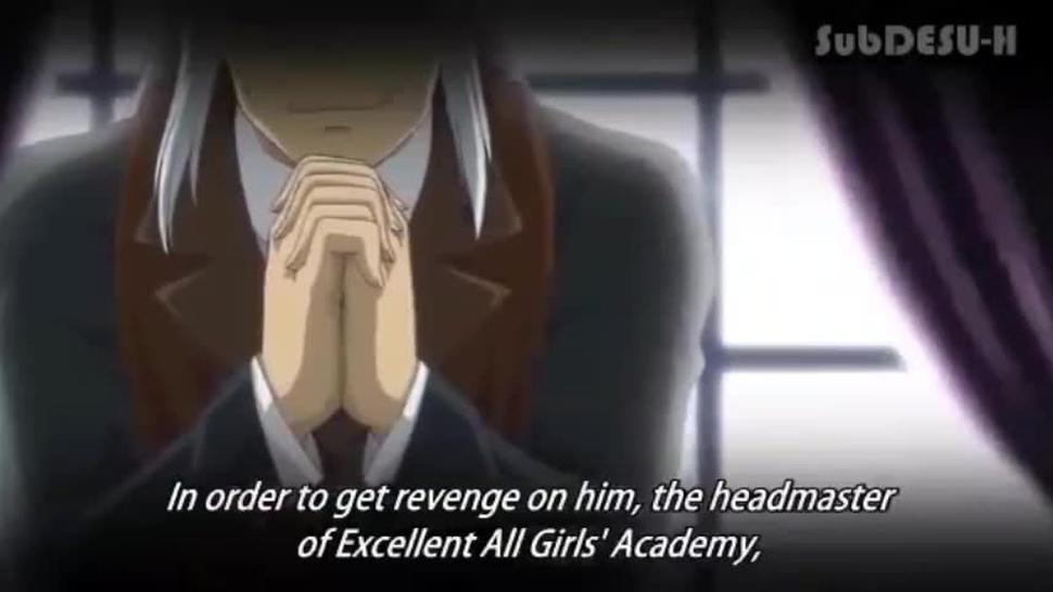 hentai  The boy who can stop time! episode 2, part 1