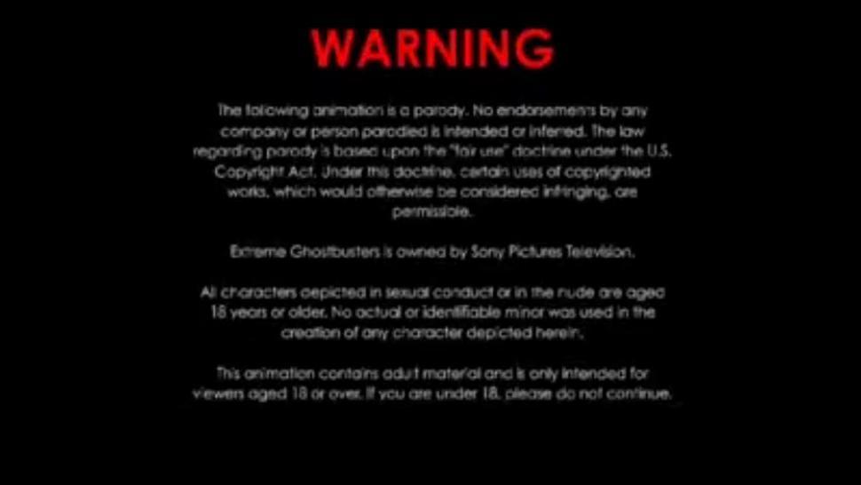 Demon fucks girl. Ghost busters parody
