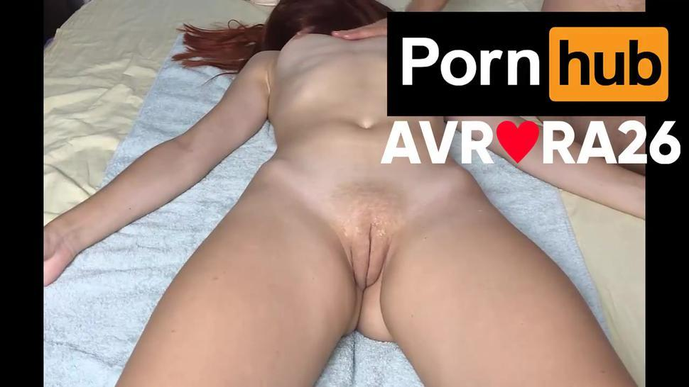 Erotic Nude massage for step sis