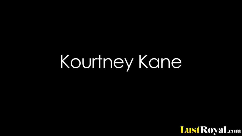 Hot Kourtney Kane Gets Fucked While Her Man Watches - Kortney Kane