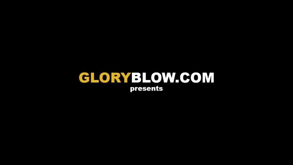 Gloryhole Slut Take Bbc