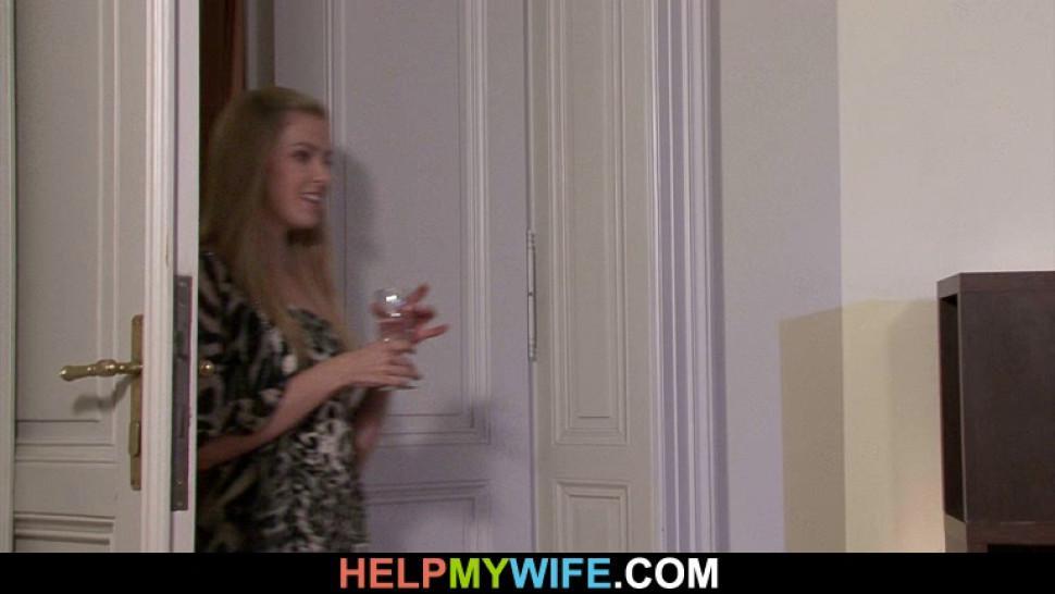 Czech/watches wife my help wife