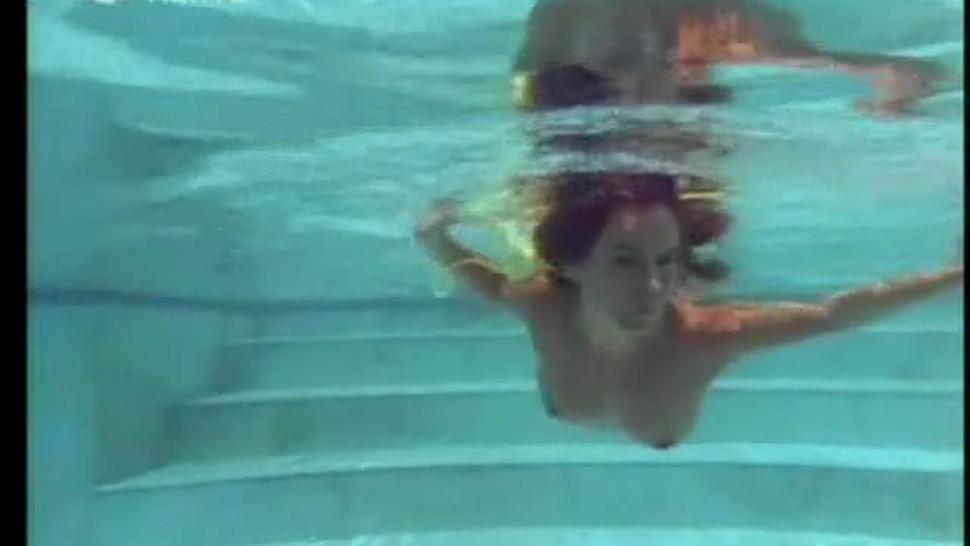 Playboy-Shoot underwater