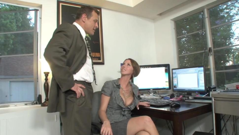 russian big boss pounds sexy secretary.mp4