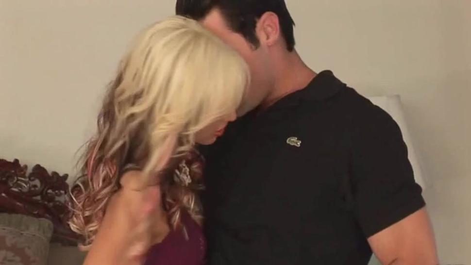 Charles Rubs Pussy Of Porn Star Christina Alexis - Christine Alexis