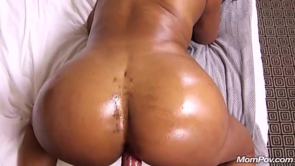 Black wife perfect ass