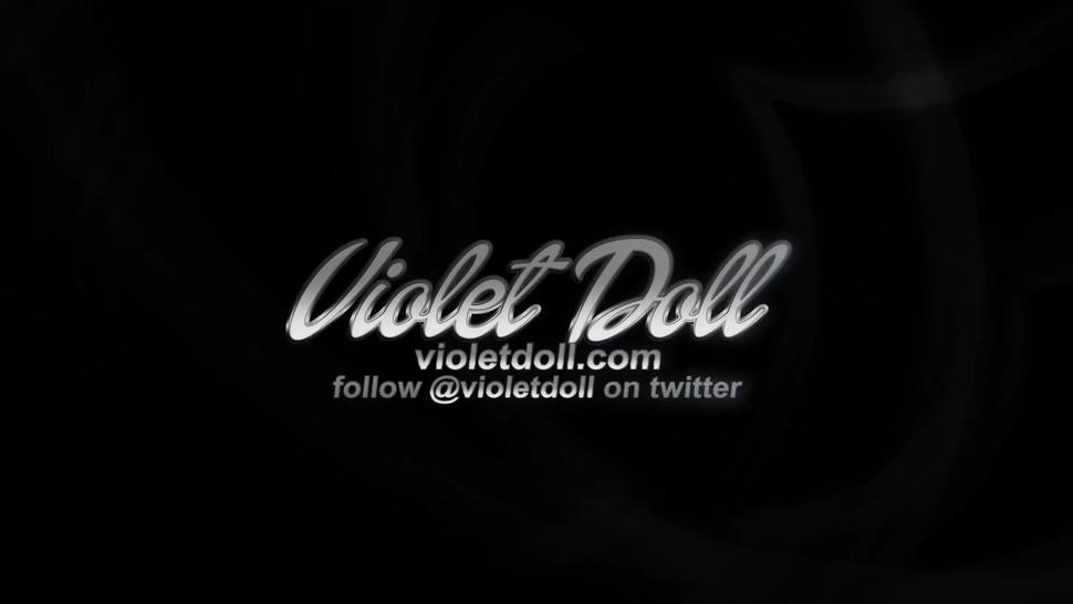 Violet Doll