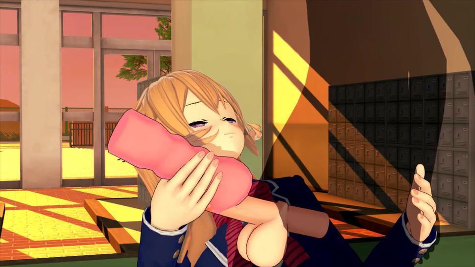 FOOD WARS!: SHOKUGEKI NO SOMA Erina Nakiri 3D HENTAI