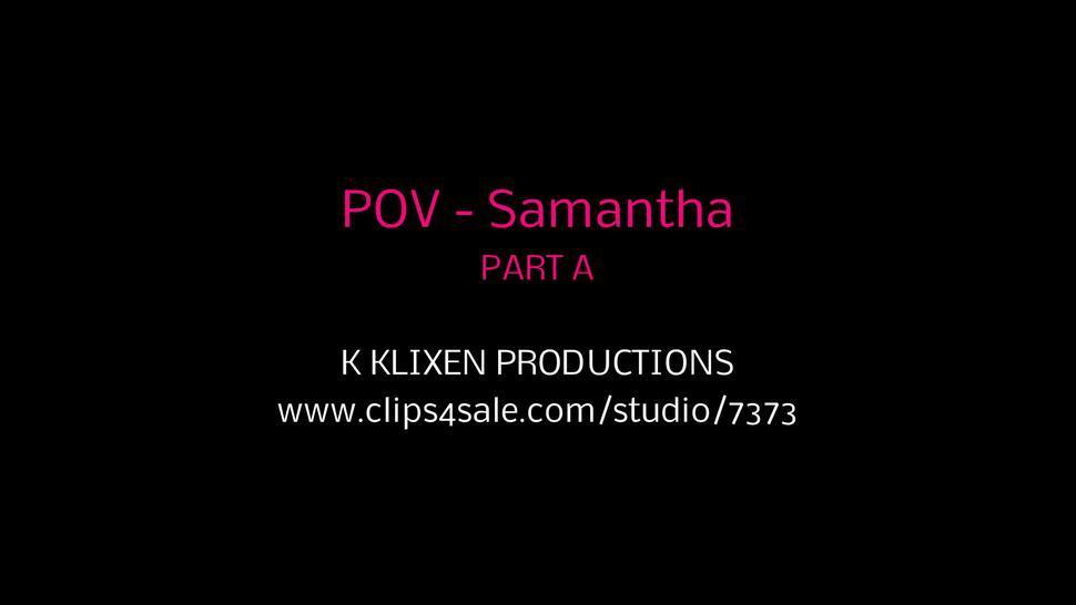 Samantha Joons POV