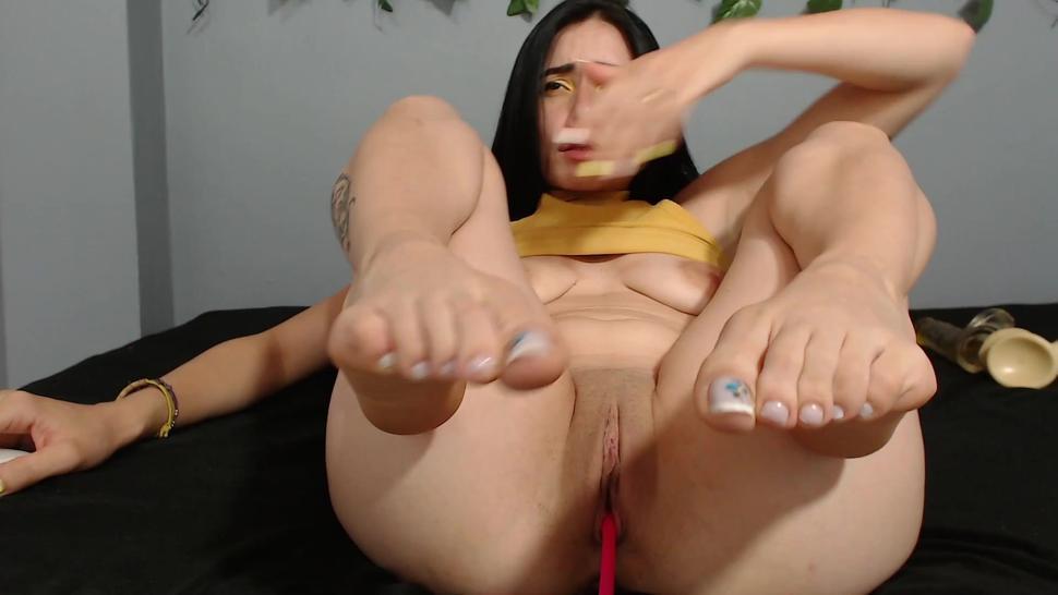 feet cam show