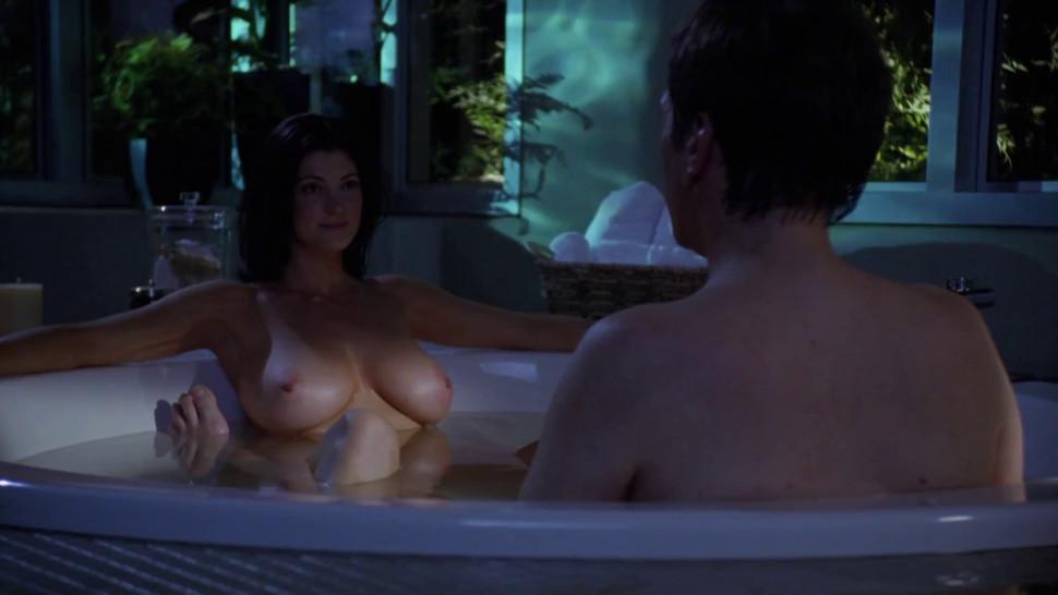Julia Benson nude sex scene