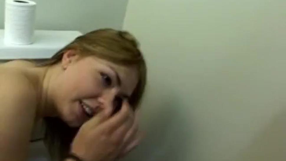 Cute girl piss