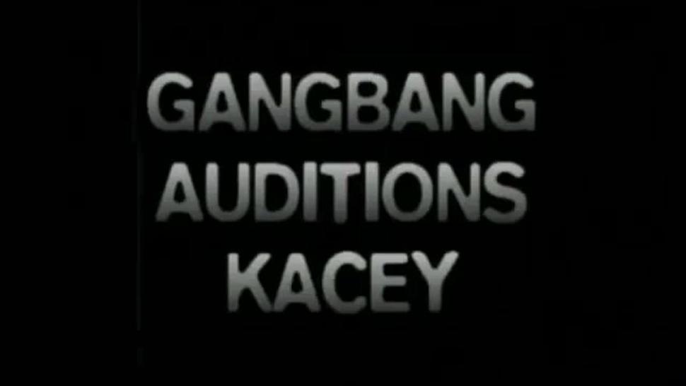 Kacey Gangbang