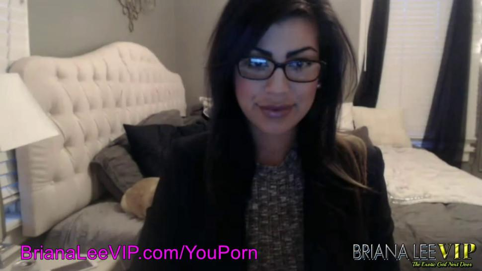 Briana Lee VIP Member Show March 05th 2015