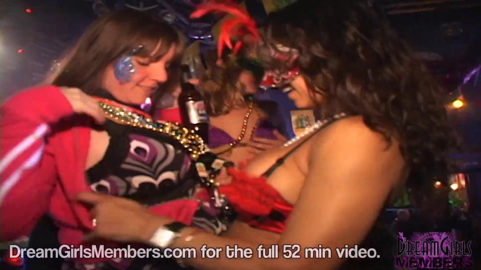 Tits/big boobs/naked get costumed gras make