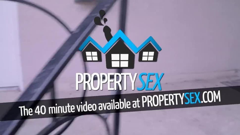 PropertySex - Tenant can't find rent money fucks landlord
