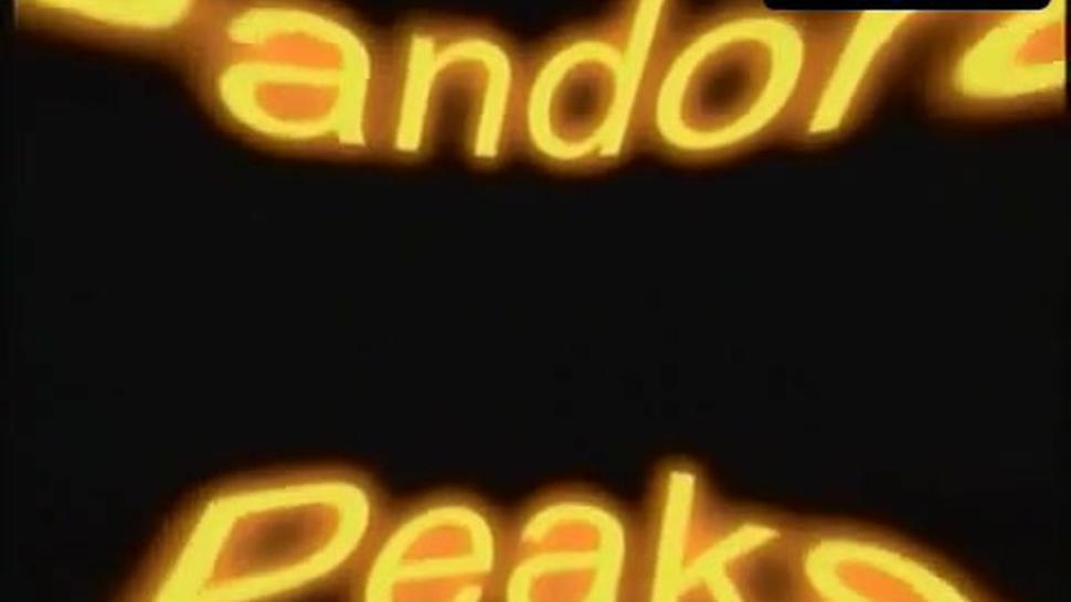 Pandora Peaks Breasts,  Butt Scene  in Return Of The Ultra Vixens
