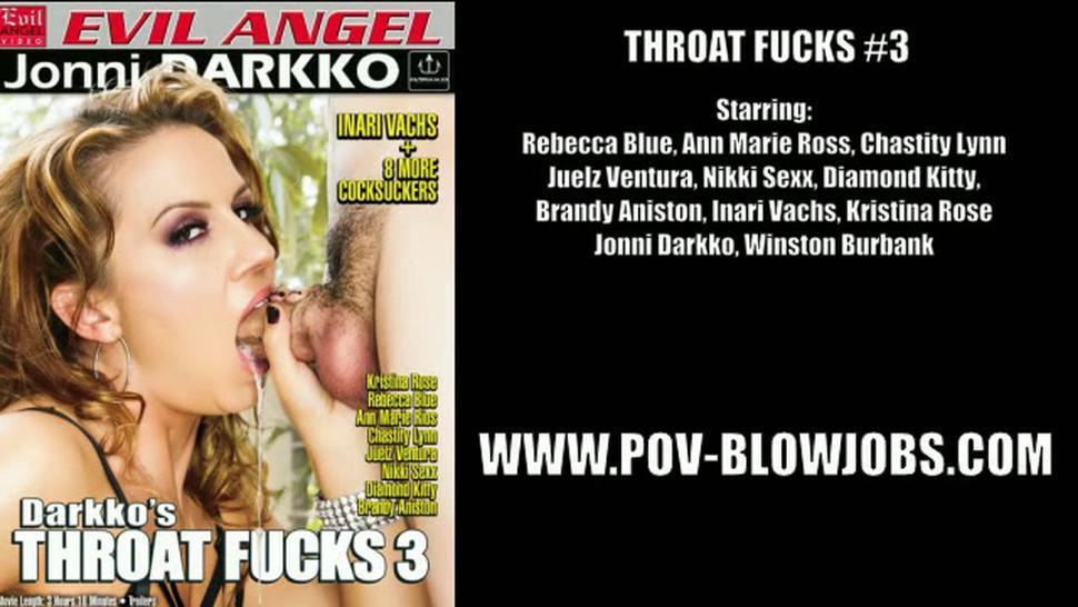 Throat Screw - Juelz Ventura & Chastity Lynn & Kristina Rose & Rebecca Blue