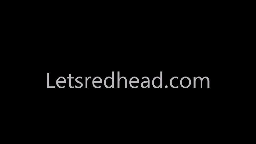 Redhead Milf Fucking Two Guys Hd