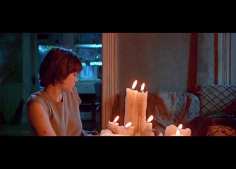 Angelina Jolie Nude in Movie Foxfire