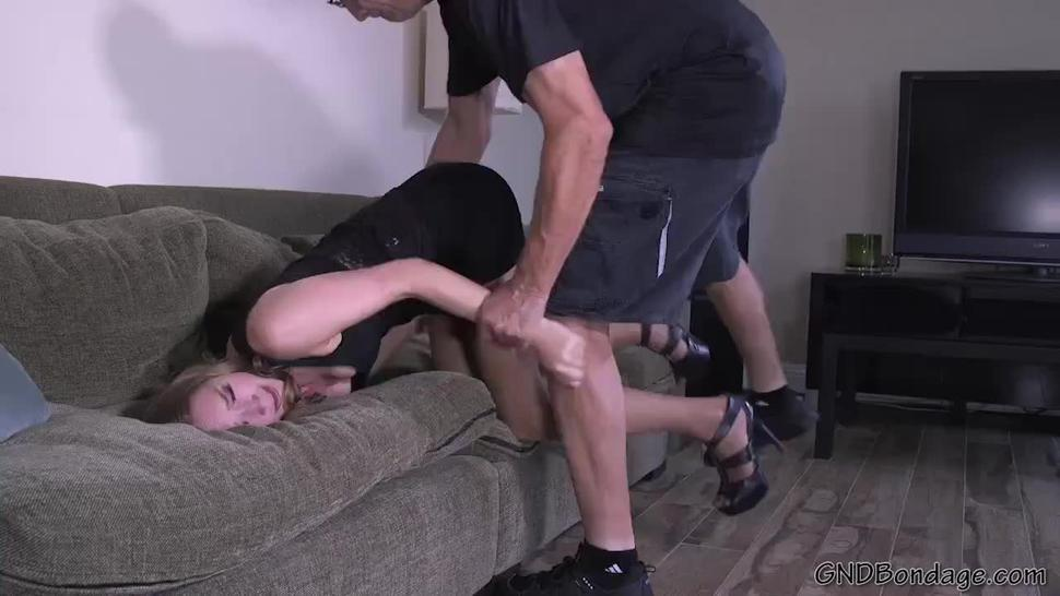 Star 9 home invaded - tied in pantyhose