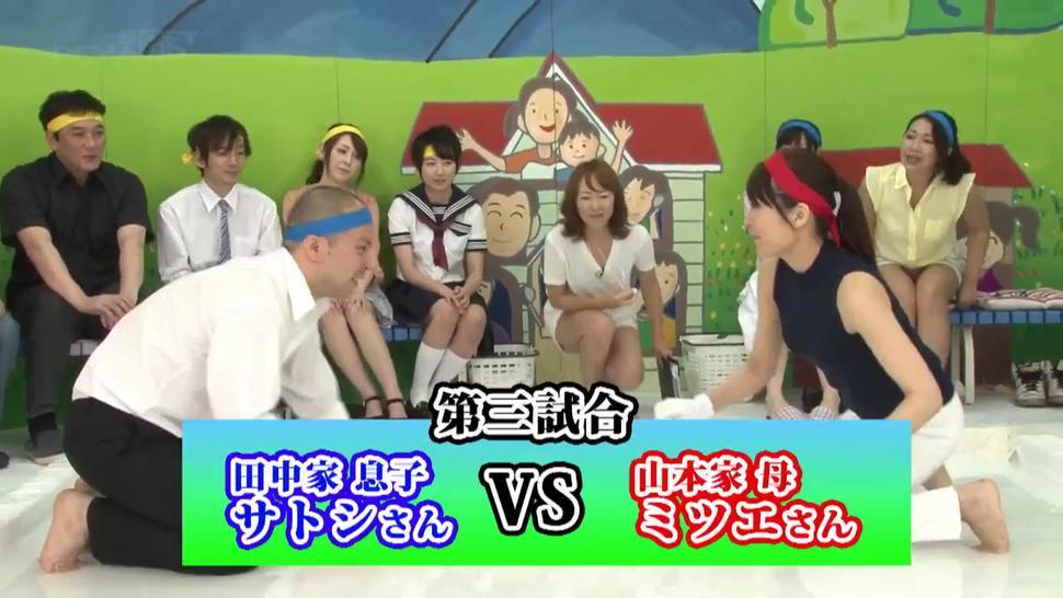 Gameshow The Red Team Mom And The Blue Team Son