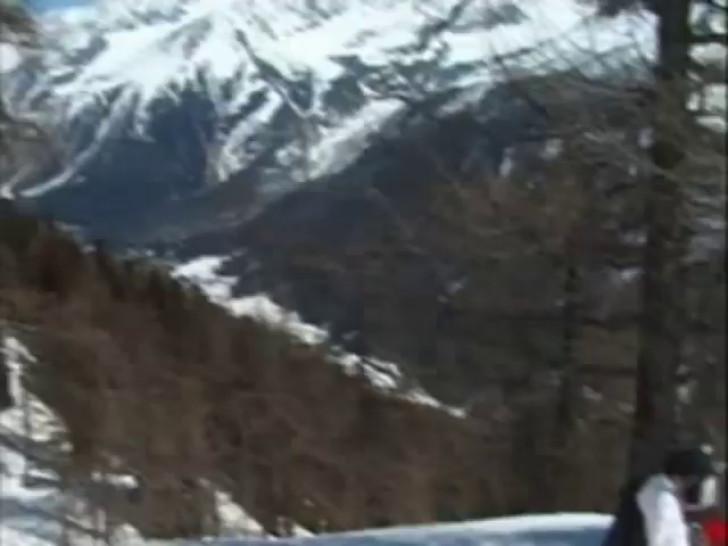 Ski Trip With A Slut