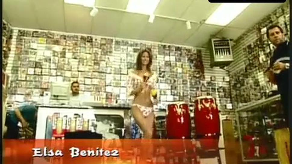 Elsa Benitez Bikini Scene  in Sports Illustrated: Swimsuit 2002
