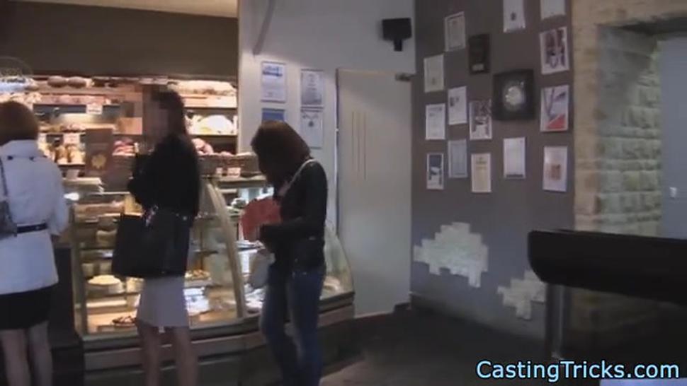 Russian Casting Teens Unwanted Creampie