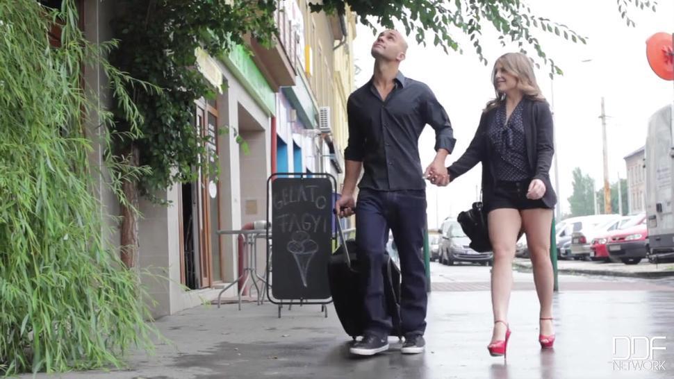 Sex After Long Journey - Alessandra Jane