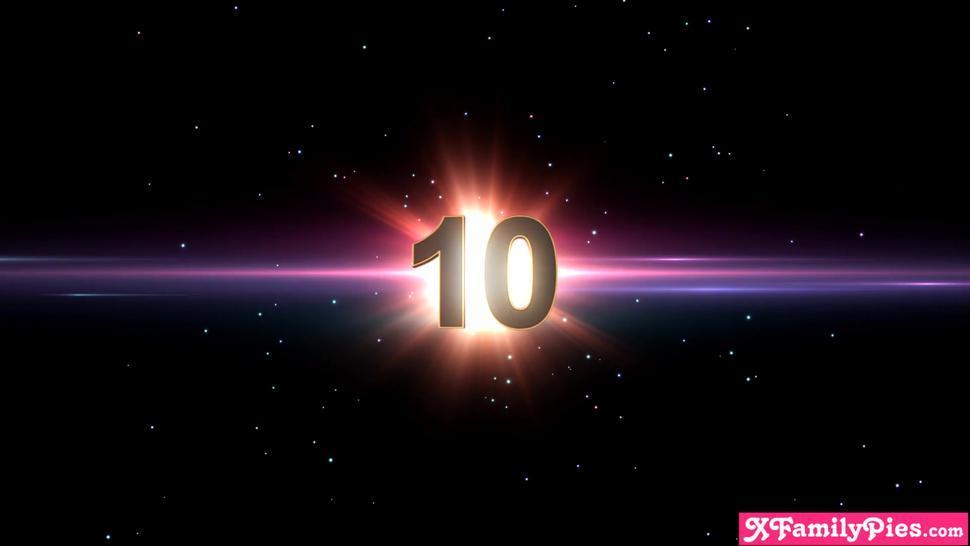 Top 10 creampie cumshots countdown with amazing teens