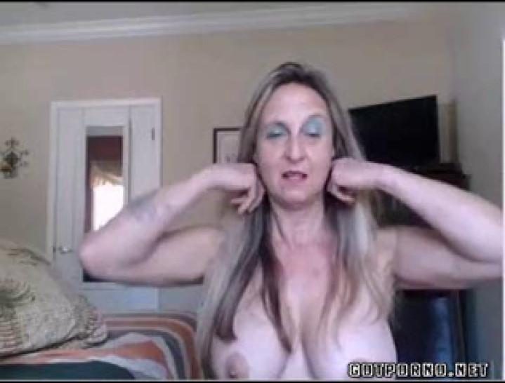 Webcam/granny/rubs mature babe and busty