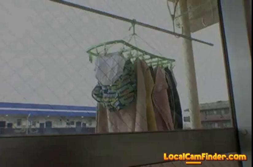 Pantyhose Asian Upskirt Spy Hidden Candid Cam - video 1