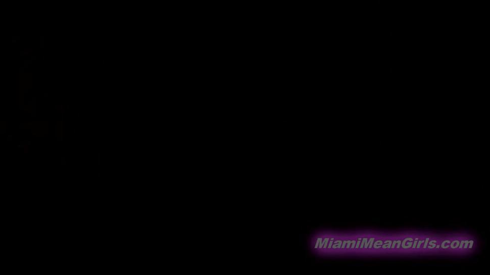 Suvana Ballbusting - Miami Mean Girls