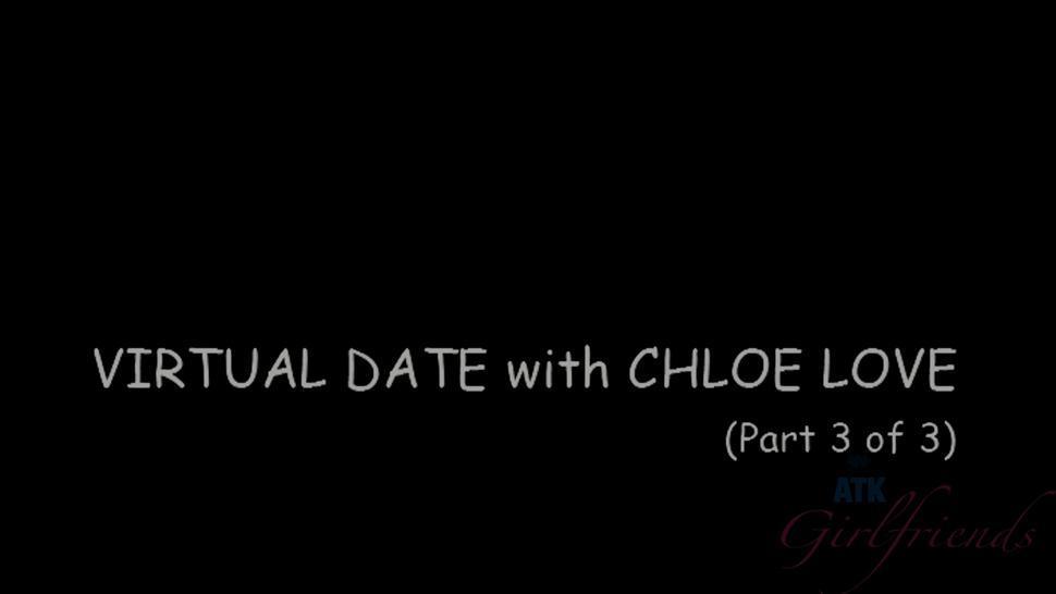 Gf Gives Nice Footjob And Gets Creampied - Chloe Love
