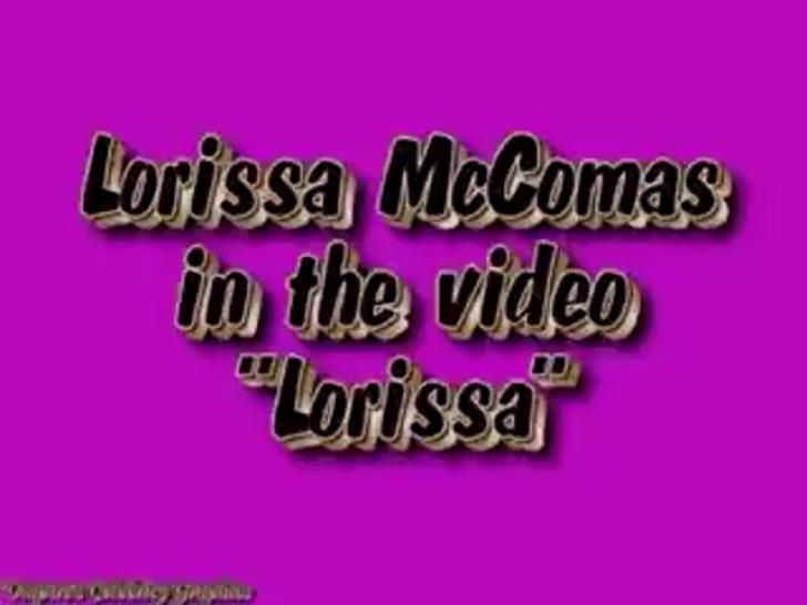 Lorissa Mccomas masturbaiting