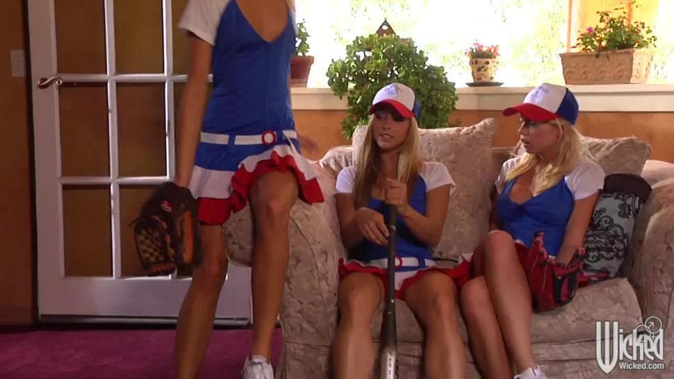 Trouble With Young Girls, The Scene 3